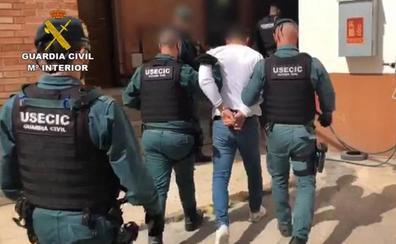 El asesino de su pareja en Castellón denunció su desaparición tras haberla matado