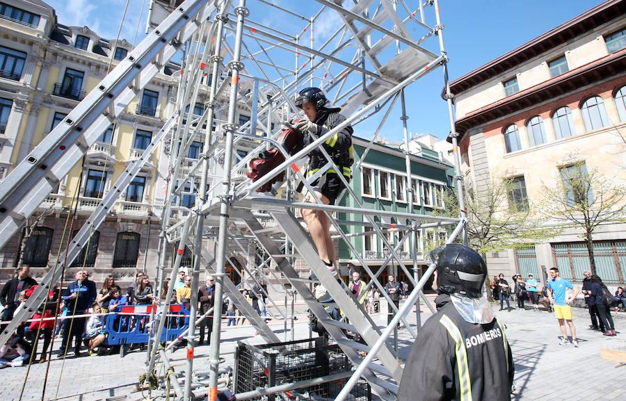 Oviedo se vuelca con el homenaje a Eloy Palacio