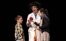 Piccola Laboral, festival infantil de magia