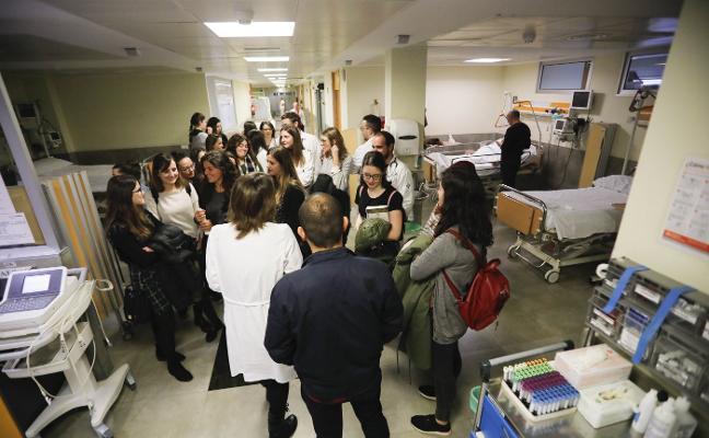 Trece médicos MIR se interesan por la oferta del Valle del Nalón