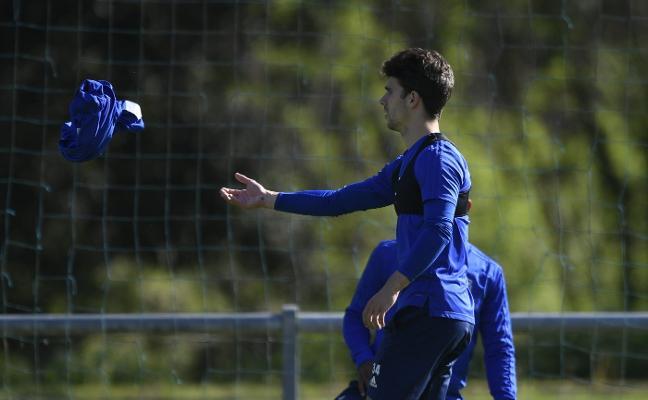 Real Oviedo   Jimmy: «Lucharemos y lo vamos a conseguir»