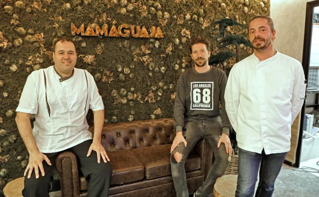 Gavia amplía su oferta hostelera con Mamáguaja