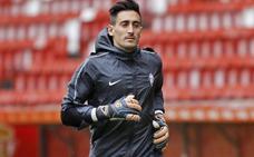 Diego Mariño marca el paso