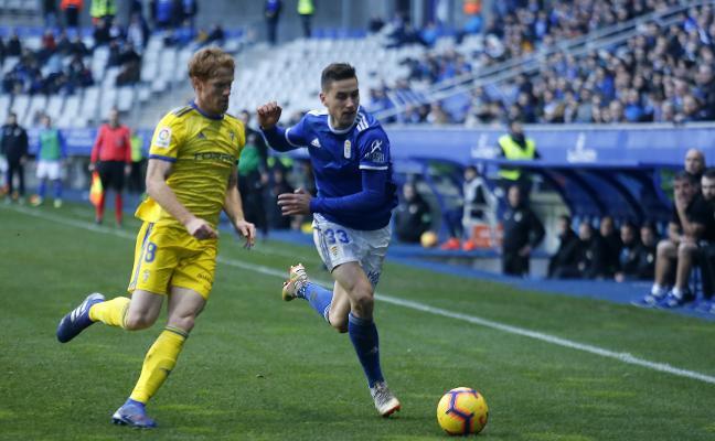 Real Oviedo | La cantera azul pide paso