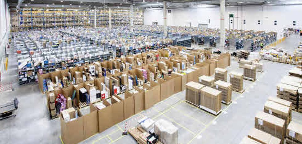 Amazon triplica su plantilla en España en apenas un año