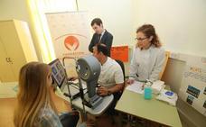 La Fundación Fernández-Vega debuta en el IES Número 5