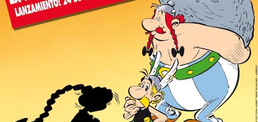 Astérix y Obélix descubren a la hija de Vercingétorix
