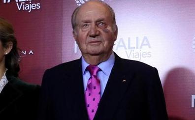 El Rey Juan Carlos, operado de una lesión cutánea por sobreexposición al sol