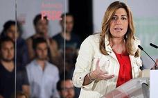 El cambio de imagen de Susana Díaz