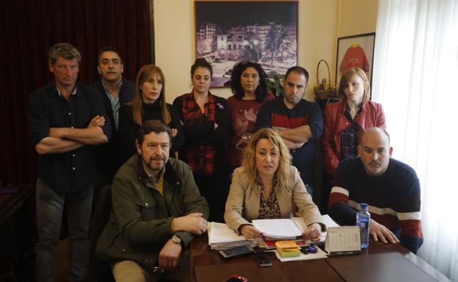 Marinero renuncia a ser el portavoz del PP en Lena, pero seguirá como concejal