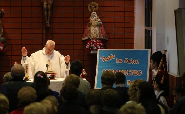 Fallece Alfredo Jesús Cueto, párroco del barrio de El Pozón durante 43 años