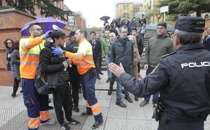 Un herido en un enfrentamiento entre jóvenes tras un acto de Vox en la Universidad