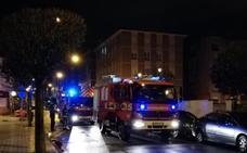 Incendio en una vivienda unifamiliar en El Coto