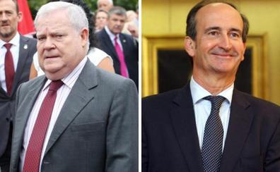 García Vigón y Fernández-Kelly recibirán la medalla de oro de la Cámara de Comercio de España