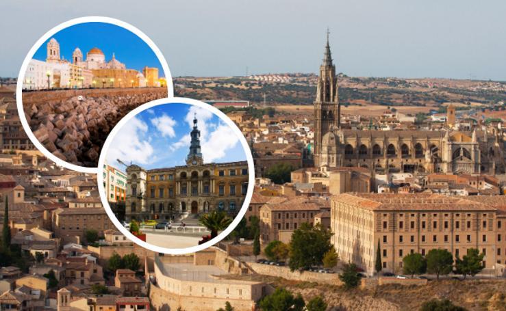 Las ciudades españolas con mayor oferta cultural