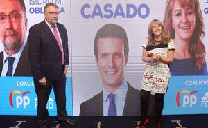PP y Foro presentan una candidatura para luchar contra «el destrozo» de Pedro Sánchez