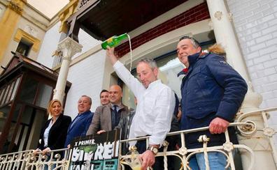70 llagares participan en el X Primer Sidre L'Añu de en Gijón