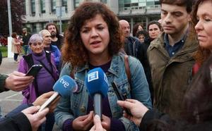 Sofía Castañón, de Unidas Podemos, apuesta por un «horizonte verde» para crear empleo