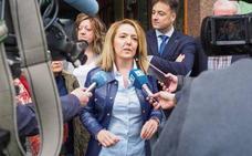 Teresa Mallada se querella contra Ripa por verter «calumnias e injurias» sobre su etapa al frente de Hunosa