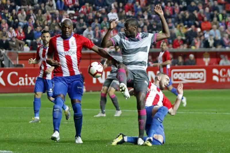 Vídeo | Los mejores momentos del Sporting-Granada