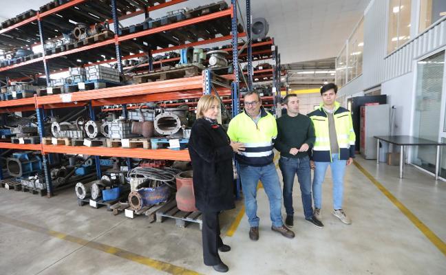 «Hay que seguir subiendo los estándares de calidad y generar empleo», pide Mariví Monteserín
