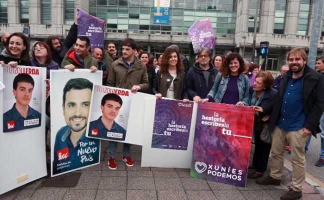 Unidas Podemos se reivindica como el «voto útil ante la negligencia política»