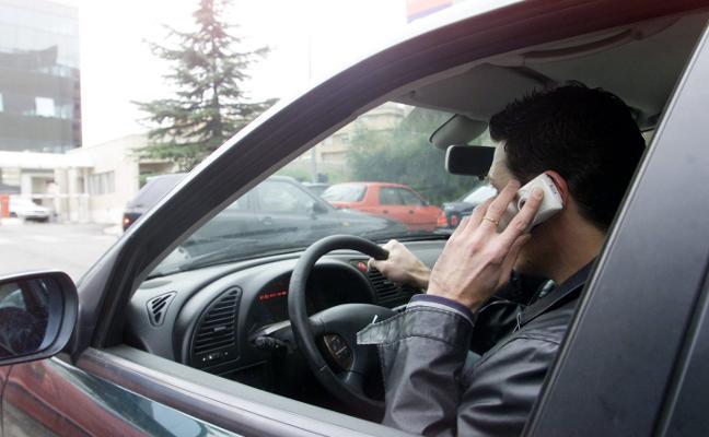 Tráfico tendrá acceso al teléfono móvil de los implicados en accidentes