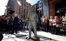 Tino Casal, inmortal en Oviedo