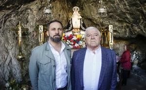 Abascal: «Asturias estará a la cabeza de la reconquista»