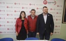 Adriana Lastra defiende que ha sido el PSOE el que ha salvado a Hunosa del cierre