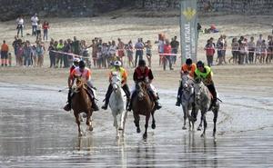 Ribadesella amplía a cinco las carreras de caballos para festejar el 30 aniversario del evento