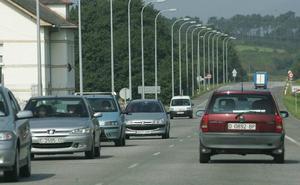Tráfico prevé 233.000 desplazamientos por las carreteras asturianas durante la Semana Santa