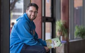 Borja Balbuena: «La donación de médula salva vidas»