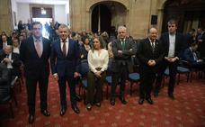 Antonio Garamendi reclama en Oviedo que los políticos «dejen vivir a las empresas»