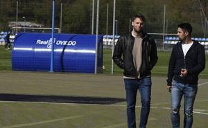 Michu: «Saúl Berjón tiene contrato en vigor para la temporada que viene»
