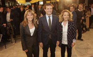 Pablo Casado: «Somos unas monjas clarisas comparados con el PSOE en radicalidad»