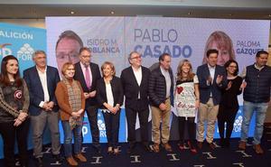 PP-Foro arranca la campaña para «sacar» a Sánchez de la Moncloa