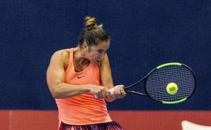 La bronca entre la tenista Sara Sorribes y su entrenador, Germán Puentes se hace viral