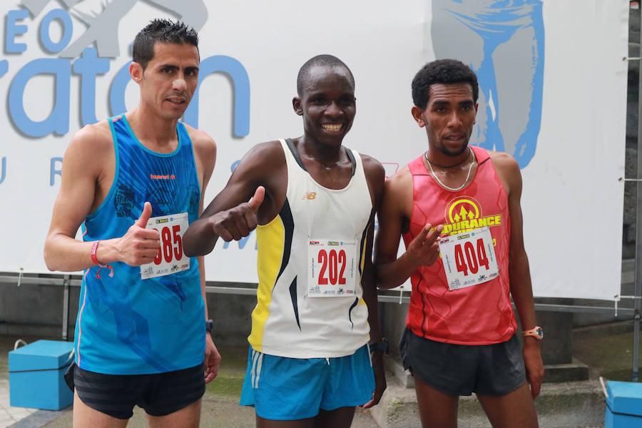 Los 10 Km de Langreo celebra su edición número XXIV