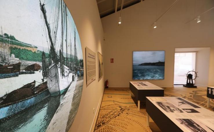 El nuevo centro de interpretación del puerto de Avilés