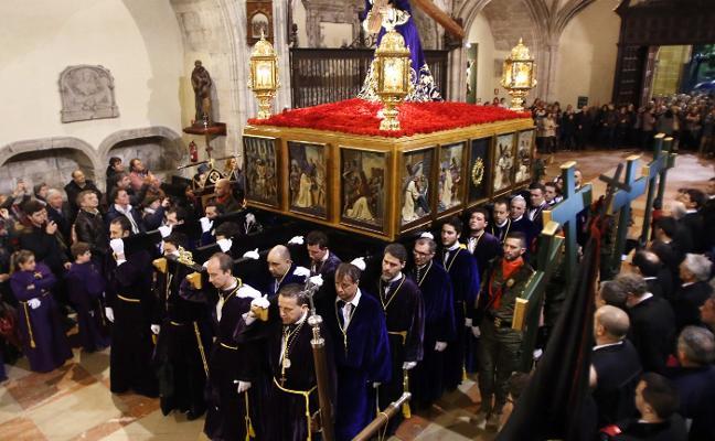 Una semana de pasión y nueve procesiones