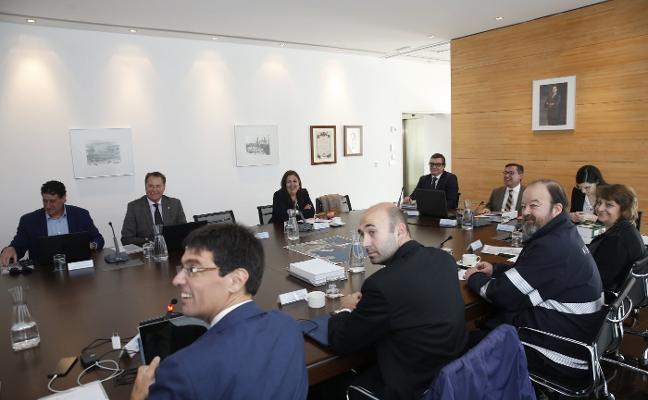 El Musel obtuvo un beneficio neto de 7 millones de euros