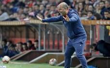 Sporting   José Alberto: «Somos un equipo con mayúsculas»