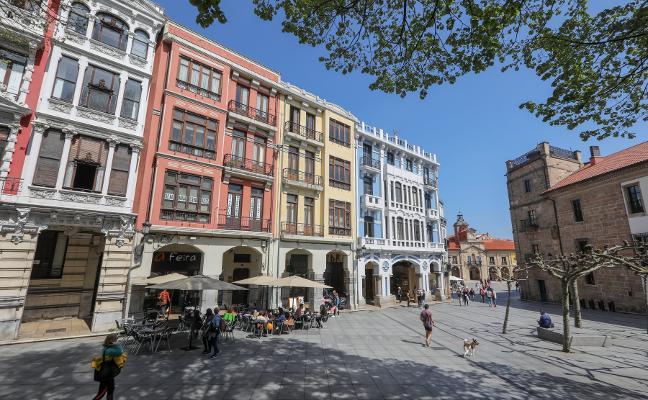El número de viviendas de uso turístico en la comarca de Avilés aumenta un 67% en un año