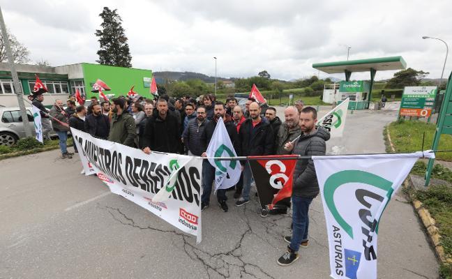 La dirección de Fertiberia afea a los sindicatos «no respetar el convenio»