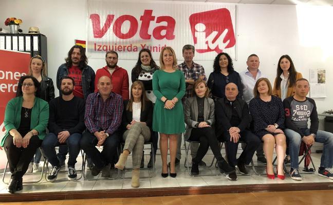 Gema Álvarez presenta su candidatura en Lena para «crear futuro»