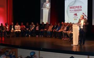 Aníbal Vázquez: «Recibimos un Ayuntamiento en bancarrota y ahora está saneado, sin deuda»