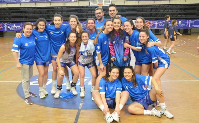 El Adba jugará el campeonato de España Junior