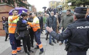 La Delegación del Gobierno en Asturias investiga los altercados en el campus de El Milán de Oviedo