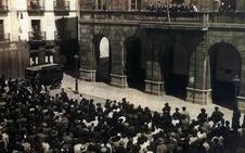 Así fue la proclamación de la República en Asturias